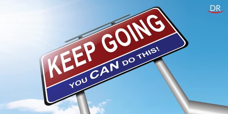 Quit or continue
